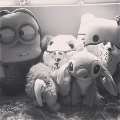 Plush army in Italie !!!! #plush #minion #hallokitty #crazy #stitch #Disney #disneyplush #animals .... by tynohiddenevillord