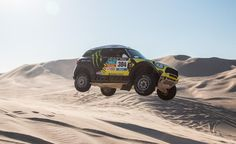 Mini Cooper Countryman ALL4 Racing Dakar Rally Car - Photo Gallery of First Drives from Car and Driver - Car Images - CARandDRIVER