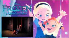 """Frozen, O Reino Do Gelo- """"Vem Fazer Bonecos de Neve"""" (Versão Portuguesa)..."""