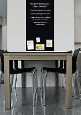 die besten 25 tafelfolie magnetisch ideen auf pinterest tafelfolie ikea wohnung k che. Black Bedroom Furniture Sets. Home Design Ideas