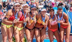 Brazilians turn silver into gold Latest Sports News, Beach Volleyball, One Team, Number One, Sports Women, Bikinis, Silver, Gold, Hamburg
