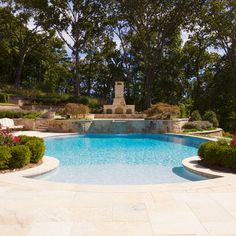 Walk In Pools Design Ideas, Pictures, Remodel, and Decor - page 4