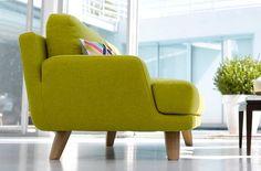 Manwel sofa by Emmanuel Gallina for AMPM