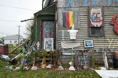 The Heidelberg Project - Detroit