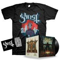 Meliora - Exclusive LP + T-Shirt + Deluxe Photo Set • The Official Ghost Pre-Order Store - http://kingsroadmerch.com/ghost/view/bundle.asp?id=1375&cid=2082