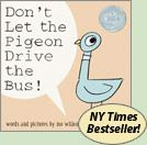 Walker's favorite books when he was little! Mo Willems has a lot of fun stuff on his website!