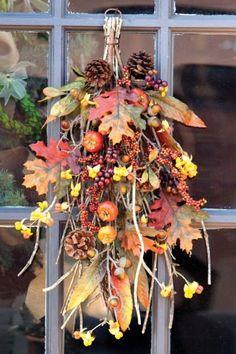 Front Door Fall Festivity