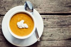 Lisa's Autumn Harvest Soup: If you're looking to add a dish to your family's Turkey Day repertoire, try this Oz favorite!