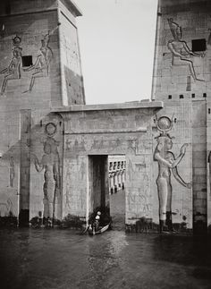 Middle East of the first half of the 20th century, Egypt. Matson (G. Eric and Edith) Photograph Collection. S)