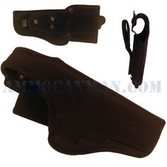 BIANCHI 7001 Thumbsnap Pistol Holster - Ammo Can Man