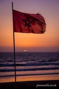 Ik ben Marokkaans.