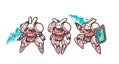 """""""Some small buns"""" by Timecowboy"""