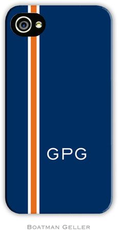 This phone case is perfect for the Blue & Orange color trend we are seeing now.  Get yours at www.morethanpaper.com!