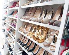 I need this for my shoes and I need all of those shoes!