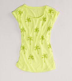 Palm Tree T, u cute little thing! (AE)