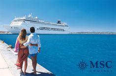 Reis på cruise med MSC Cruises - http://www.ticket.no/blogg/reis-pa-cruise-med-msc-cruises/ #MSC #Cruises #cruise