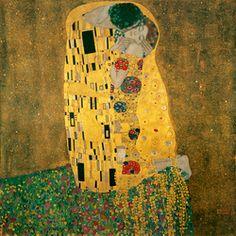 Gustav Klimt The Kiss painting for sale - Gustav Klimt The Kiss is handmade art reproduction; You can shop Gustav Klimt The Kiss painting on canvas or frame. The Kiss, Art Nouveau, Canvas Wall Art, Canvas Prints, Big Canvas, Canvas Size, Black Canvas, Painting Prints, Art Prints