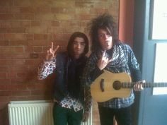 This is Zayn and Niall. Seriously.