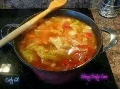 Cabbage soup diet recipes