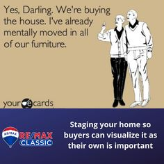 Staging your home will help the buyer see that the home could be theirs. We can help you find a qualified home stager. Click on our link Home Inspection, Staging, Link, Classic, Role Play, Derby, Classic Books