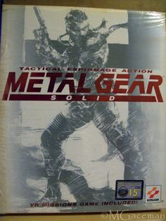 I bought this because it came with a controller... #MGS
