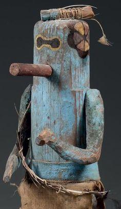 Hopi kachina, c. 1920