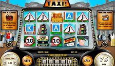 Nehme das Taxi mit und fahre zu deinen Gewinne! Trainiere kostenlos mit dem Taxi #Spielautomat von #Amaya! Werde ein Profie!