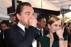 Leonardo DiCaprio Gives Kate Winslet an Endearing 90s Nickname