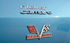 1967 Chevrolet Nickey Camaro SS
