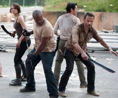 The Walking Dead - Canal FOX
