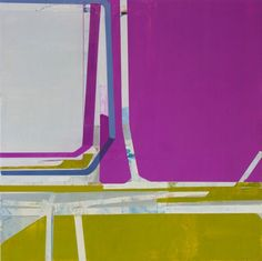 Suzanne Kammin, Many Happy Returns, oil on panel, 36 x 36 inches (courtesy of the artist) Happy Returns, Funky Art, How To Dye Fabric, Artist At Work, Oeuvre D'art, Painting & Drawing, Abstract Art, Artwork, Inspiration