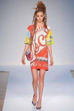 Moschino | Spring 2015 Menswear