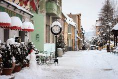 Winter in Sibiu, Romania (by Sibiu Romania, Romanian Girls, Winter Christmas, Places To Go, Tours, Country, World, Bulgaria, Homeland