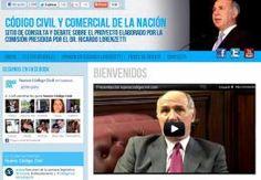 Habilitan un sitio web para conocer el nuevo Código Civil