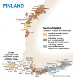 The Swedish language in Finland Swedish Language, Historical Maps, Wtf Funny, Anthropology, Education, Languages, Infographics, Scandinavian, Fun Stuff
