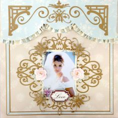 """Anna Griffin 12"""" Beautiful Border Stickers will become your """"go-to"""" set for any…"""