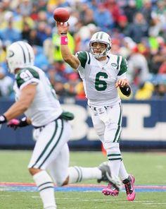 #New York Jets Quarterback and Brand Ambassador for Breitling Mark Sanchez