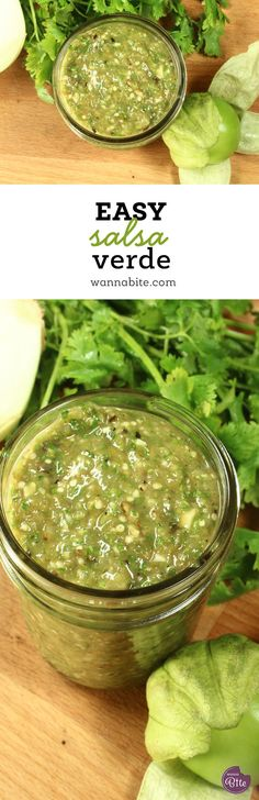 This is a super easy salsa verde recipe. Roast your ingredients, add them to a…