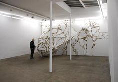 Turbo Art Installation by Baptiste Debombourg