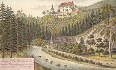 hrad HARTENBERK European Countries, Czech Republic, Country, Bohemia, House, Rural Area, Country Music, Rustic