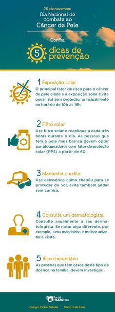 Confira 5 dicas para evitar o câncer de pele http://portalamazonia.com/detalhe/noticia/confira-6-dicas-para-evitar-o-cancer-de-pele/?cHash=4b0ed3af613d3ab3cb86a4ed5ae4eb94