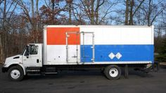 2007 INTERNATIONAL 4300; 24' ALUMINUM BOX VAN for sale must go!