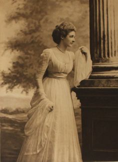The Hon Mrs Reginald Fitzwilliam after a picture by Romney