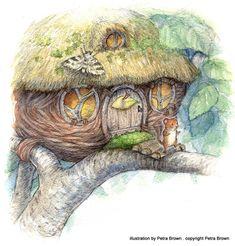 Petra's Portfolio - Petra Brown, Children's Book Illustrator