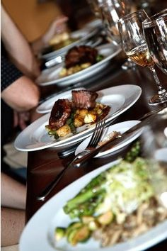 Enjoy a delicious meal at one of The Territory's most popular and romantic restaurants: Allium Bistro in West Linn. Focusing on local, sustainably conscious epicurean plates featuring New American and European cuisines.