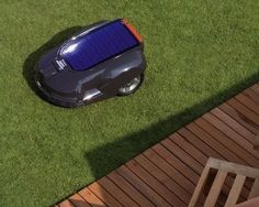 Solar Hybrid Automower by Husqvarna | Some Of The Best Smart Home Gadgets