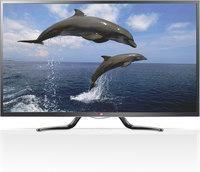 "47"" 1080p 3D LED TV 3D TV (includes 4 pairs of LG passive 3D glasses),Internet-ready Google TV with dual-core processor, built-in Chrome web browser,motion-sensing remote control has a... More Details Google Tv, 3d Tvs, Chrome Web, 3d Glasses, Web Browser, Whale, Remote, Core, Internet"