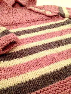Oslo-anorakken er i vinden og jeg har fått den æren av å strikke en på bestilling. Den er strikket i DROPS Nepal på pinne nr 5.            ... Oslo, Turtle Neck, Knitting, Nepal, Sweaters, Fashion, Moda, Tricot, Breien