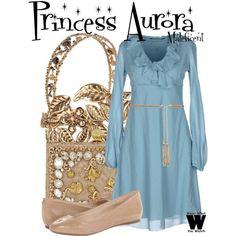 princess aurora - maleficent | outfits