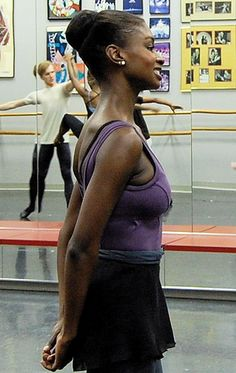 Ashley Murphy, Dance Theater of Harlem Ensemble by trudeau, via Flickr